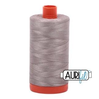 Aurifil Thread Mako' NE 50 6730, 1300 metre spool