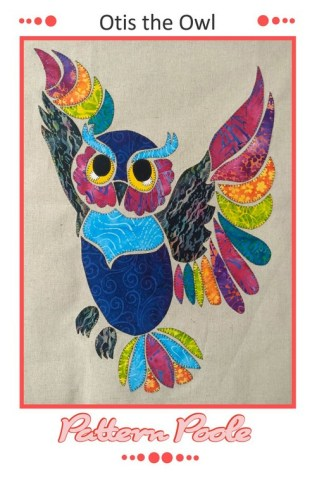 Otis the Owl Pattern