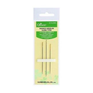 Clover Sashico Needles - Long Type
