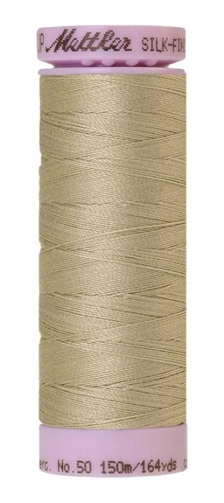Mettler Silk-finish Cotton 50W 0372 Tantone 150m Spool
