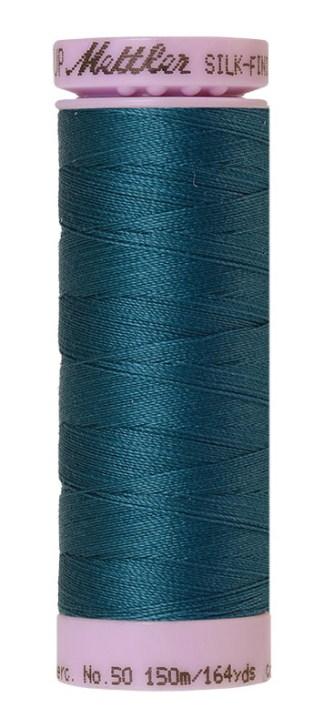 Mettler Silk-finish Cotton 50W 0761 Mallard 150m Spool