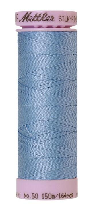 Mettler Silk-finish Cotton 50W 0818 Sweet Boy 150m Spool