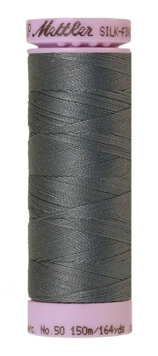 Mettler Silk-finish Cotton 50W 0853 Quiet Shade 150m Spool