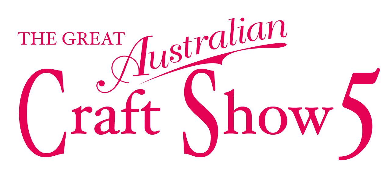 The Great Australian Craft Show 5 Logo
