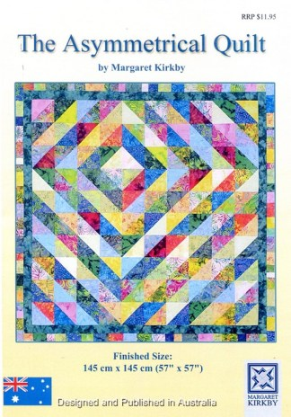 The Asymmetrical Quilt Pattern