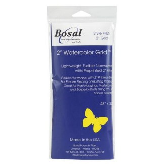 "Bosal 2"" Watercolour Grid"