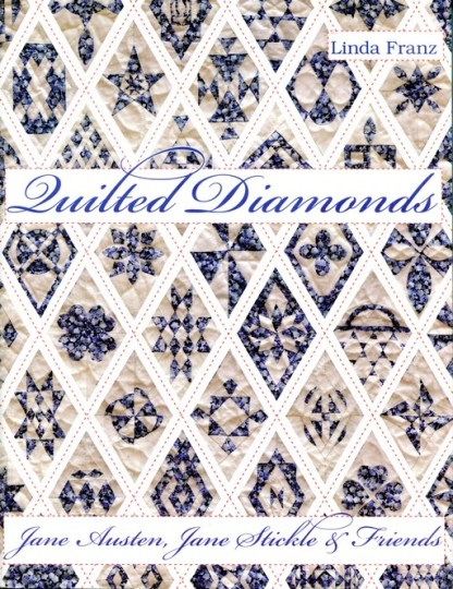 Quilted Diamonds by Linda Franz(Book)