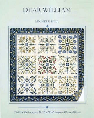 Dear William Pattern by Michele Hill
