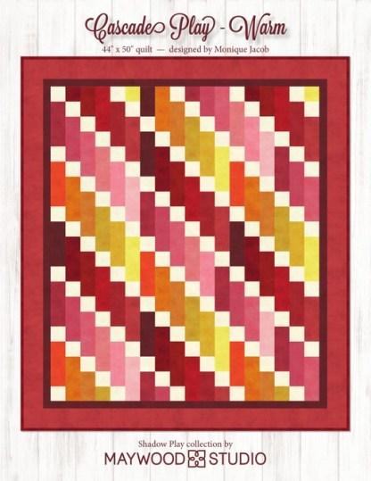 Cascade Play - Warm (Free Pattern)