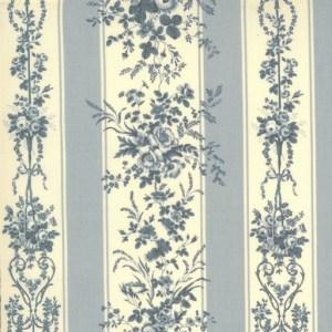 Jardin De Fleurs 13891-18 Ciel Blue