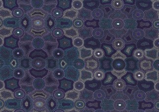 Akuna Dreaming - Purple