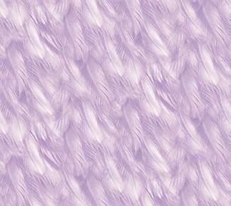 Feathers - Pale Purple