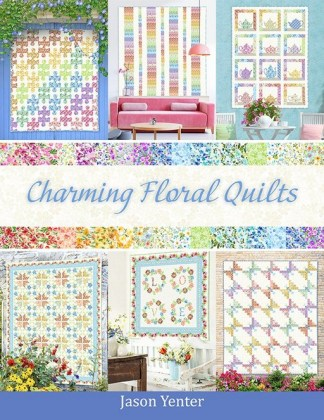 Charming Floral Quilts (Book)