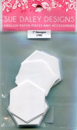 """1"""" Hexagon Papers"""