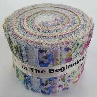 Watercolour Beauty Strip Roll