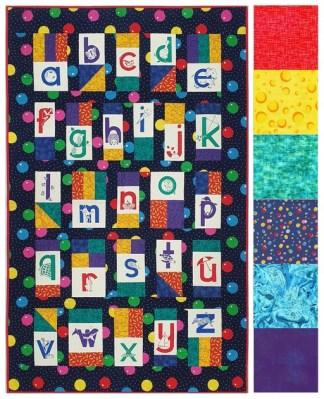 ABC Quilt Kit