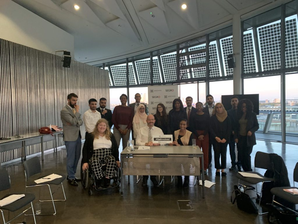 Policy in City Hall: A Masterclass with Dr Nick Bowes