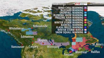 The Weather Network Jan 6 2014