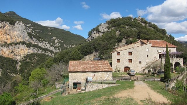 Wwoofing in the Spanish Pyrenees (1/5)