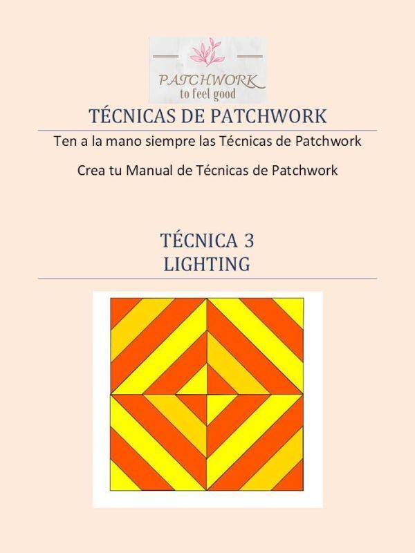 Técnica de Patchwork Lighting