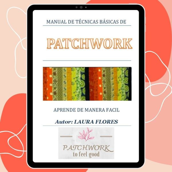 Ebook Manual de Técnicas básicas de Patchwork
