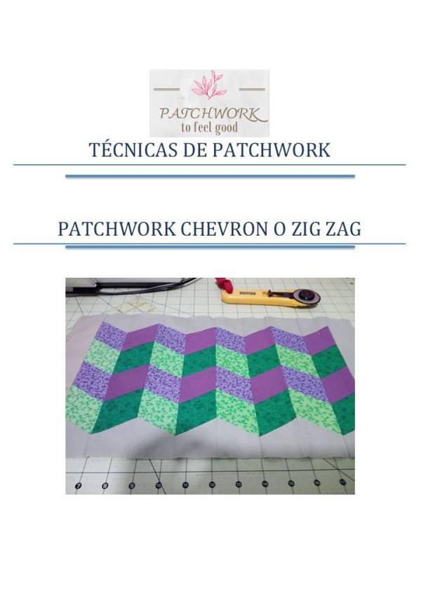 Portada del archivo Patchwork Chevron