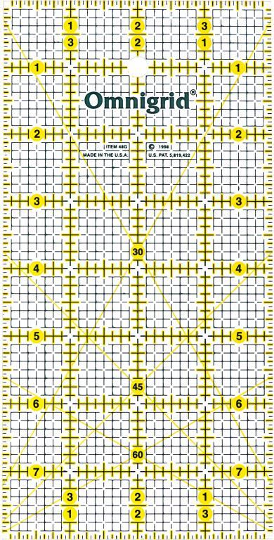 La regla de patchwork
