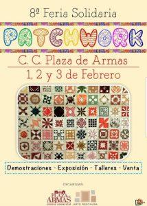 Patchwork solidario en Sevilla