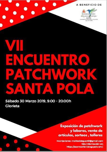 Encuentro Patchwork Santa Pola