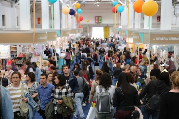 23.000 personas en el Handmade Festival de Barcelona