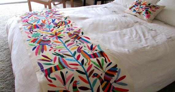 Tenangos, el bordado artesanal mexicano