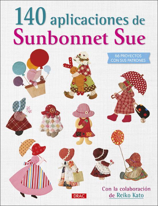 Portada 140 aplicaciones Sunbonnet Sue