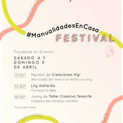 Festival Manualidades En Casa