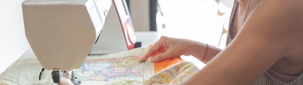 Carolina Oneto, el quilt moderno habla español