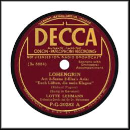 Decca Red