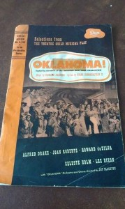 Oklahoma! Booklet