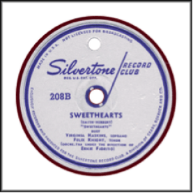 Silvertone Post-WW2 1950
