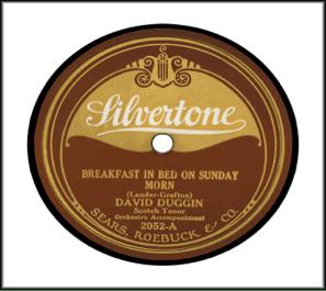 Silvertone mid 1920s