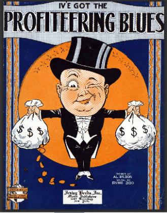 Profiteering Blues