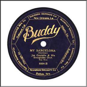 Buddy Record Label: 1923-1926