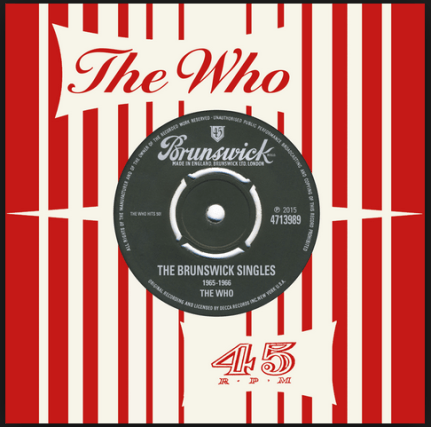 Brunswick 45 The Who