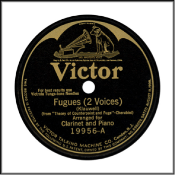 "Record Label: Jan. 1914-Oct. 1926. Note the arch (""Batwing"") at the top of label. May be in blue, black, purple or red."