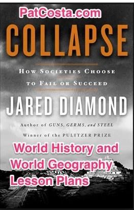 Collapse Lesson Plans
