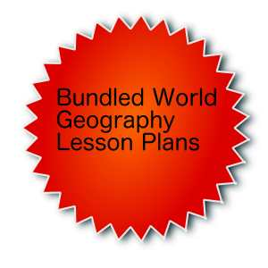 World Geography Review Bundle