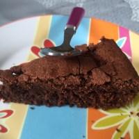 Ma spécialité : Gâteau moelleux au chocolat