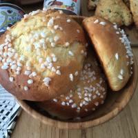 Petit déjeuner gourmand : Brioche au mascarpone