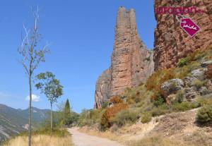 Excursiones y senderismo en pirineos de aragon