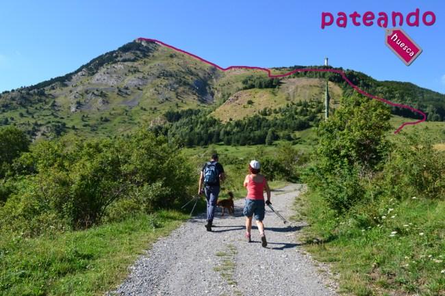 Ascensión al Pico Pazino