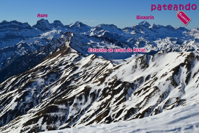 Estación de esquí de Astún