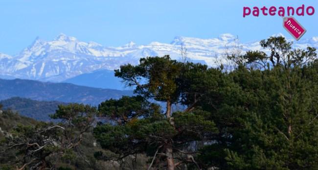 Los Pirineos nevados